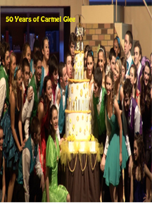 The DVD spanning the 50 years since Carmel Catholic opened.