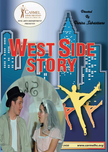 West Side Story Delaney Web DVD