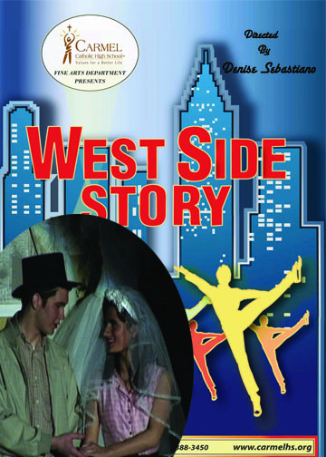 West Side Story Ruddell Web DVD